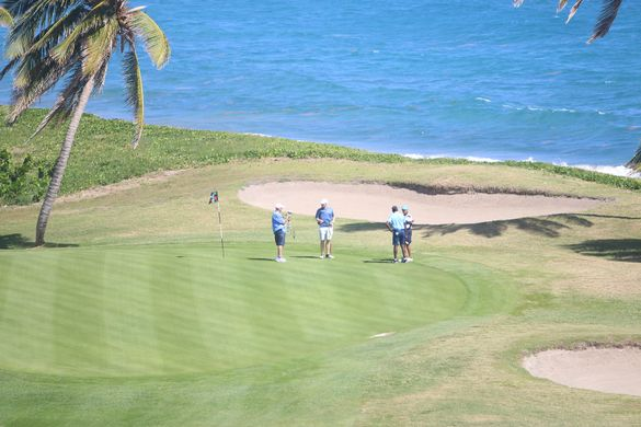 Royal St. Kitts Golf Course
