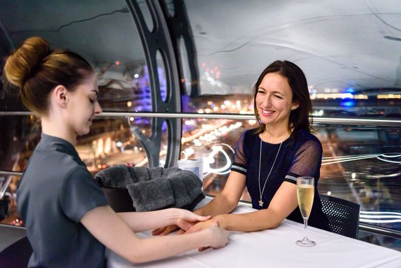 BA i360 Flight + Spa vouchers are now available