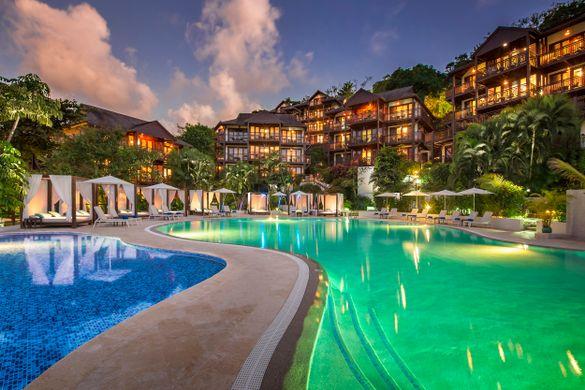 Marigot Bay Resort and Marina, St Lucia