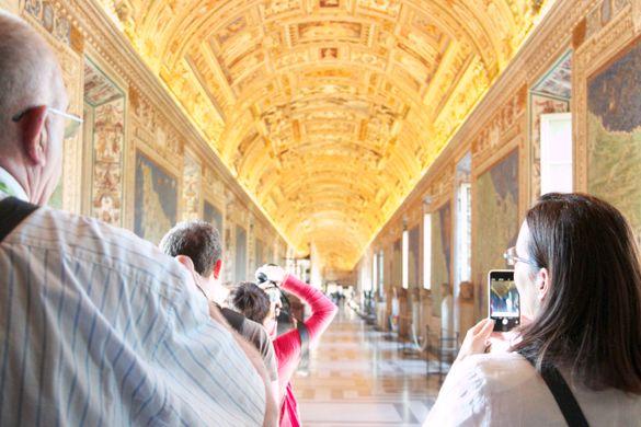 Vatican Gallery of Maps
