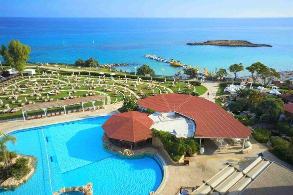 Cyprus - Capo Bay Hotel