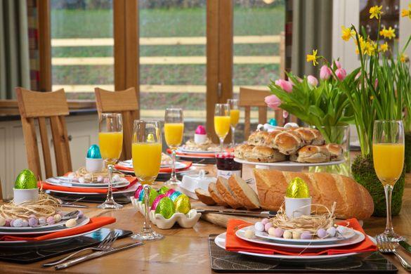Easter in South Devon