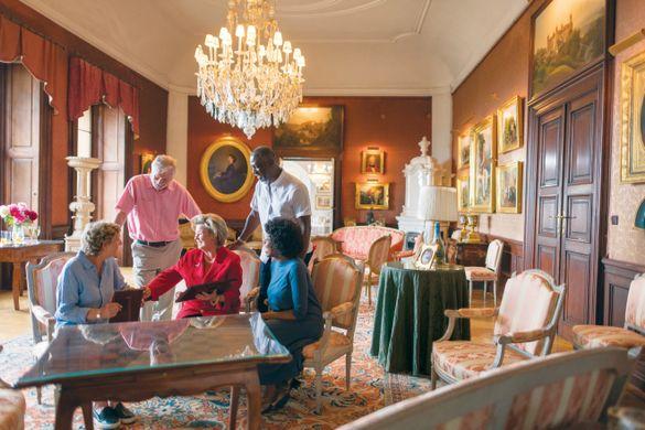 Join Princess Anita von Hohenberg at Artstetten Castle.