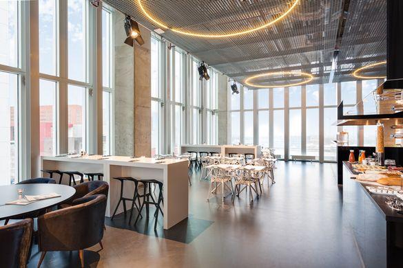 NH Rotterdam restaurant