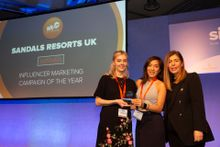 Sandals Resorts UK - Influencer Marketing Campaign of the Year