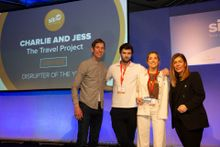 Charlie and Jess - The Travel Project, Disruptor of the Year