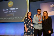 Alex Zouaghi - A on the Road, Travel Influencer of the Year