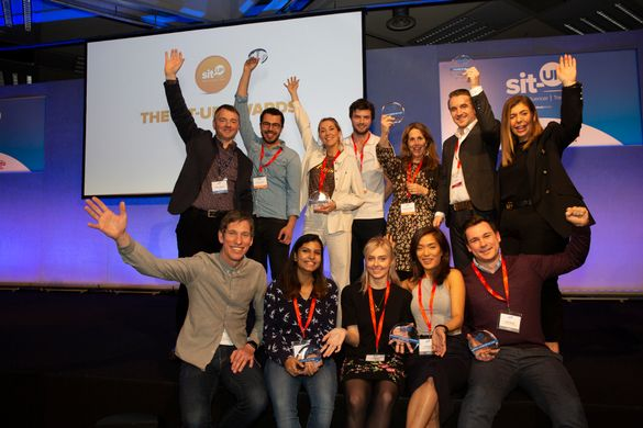 sit-UP 2019 award winners