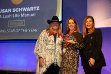 Susan Schwartz – A Lush Life Manual, Rising Star of the Year
