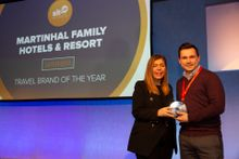 Martinhal Family Hotels & Resorts, Travel Brand of the Year