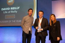 David Reilly - Life of Reilly, Vlogger of the Year