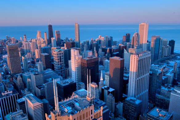 Credit: City of Chicago Photo Courtesy of Choose Chicago