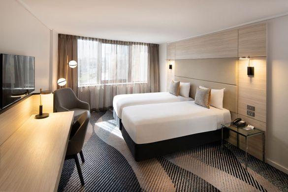 Room refurbishment at the Novotel Sydney Parramatta