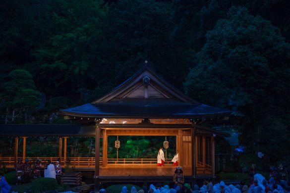 Oyama Afuri Jinja Shrine