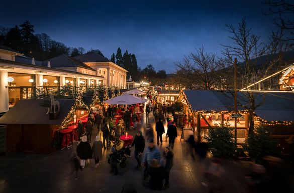 Christkindelsmarkt Baden-Baden