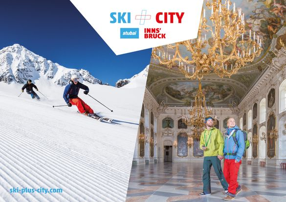 SKI plus CITY Innsbruck Stubai