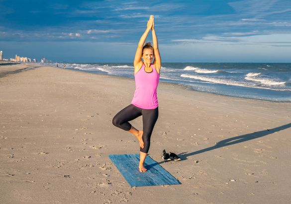 Take a Wellness Vacation in Myrtle Beach
