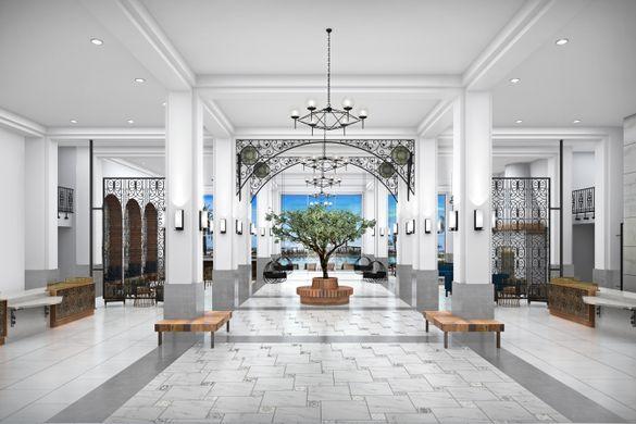 The Cassara Carlsbad Lobby