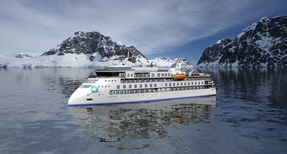 Sylvia Earle Exterior Ship Render