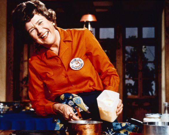The iconic Julia Child will be celebrated during the Santa Barbara Culinary Experience, March 13-15, 2020