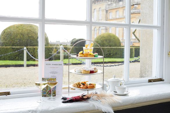 Afternoon Tea at Blenheim Palace