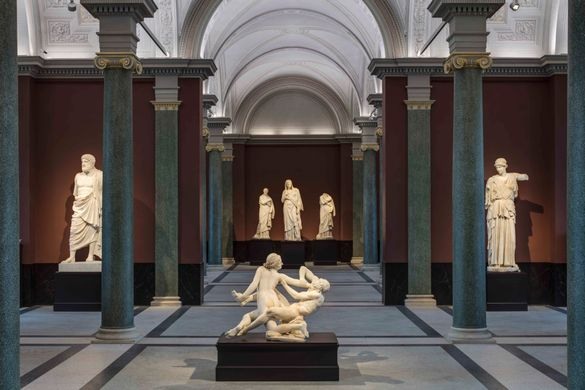 Old Masters Picture Gallery and Sculpture Collection up to 1800