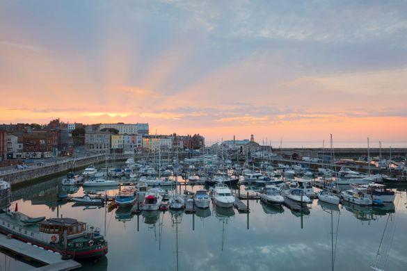 Ramsgate sunrise