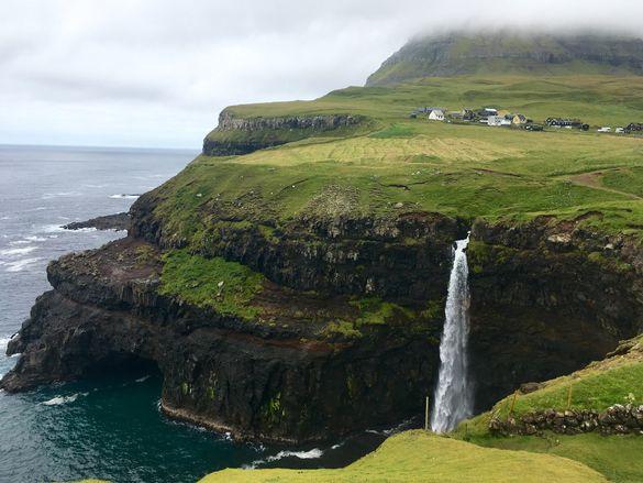 Múlafossur, Faroe Islands