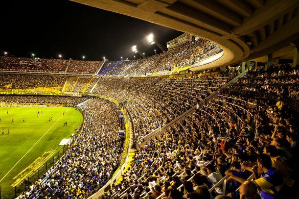 Estadio Boca Juniors La Bombonera / Boca Juniors' Bombonera stadium