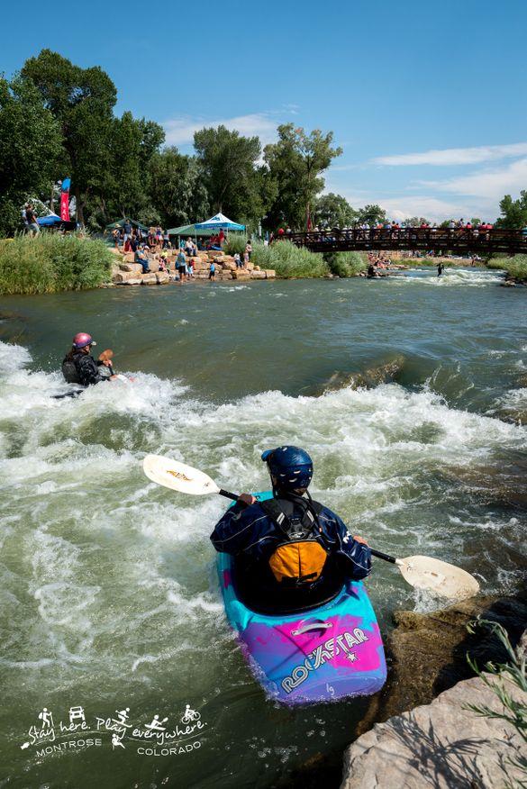 Outdoor Adventurers Flock to Colorado's Outdoor Recreation