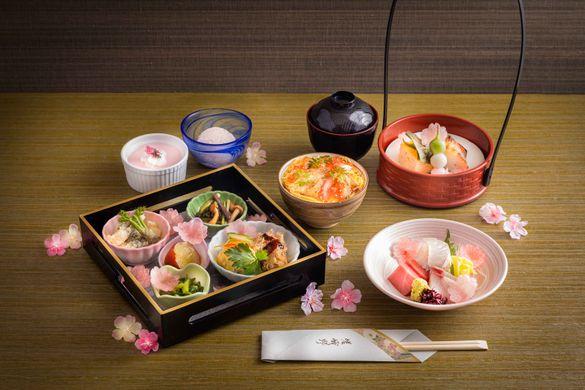 Sakura Set Lunch