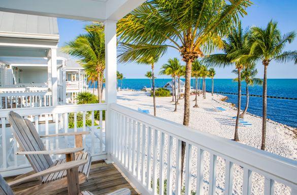 Tranquility Bay Resort - Florida Keys - Beachfront Beach House