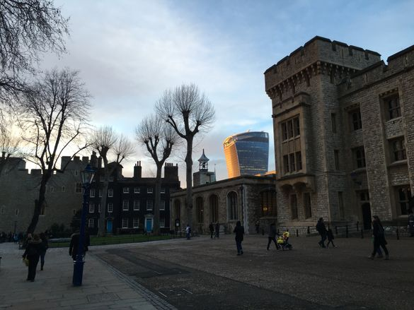 Sights and sounds of London Walks