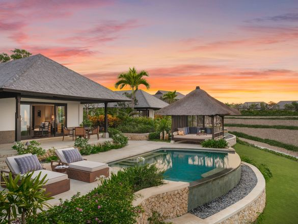 Raffles Bali Villa