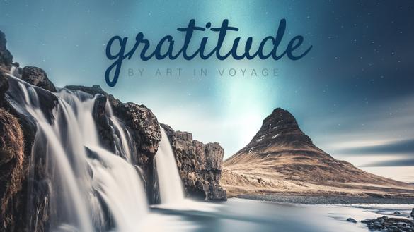 Gratitude Loyalty Program, By Art In Voyage