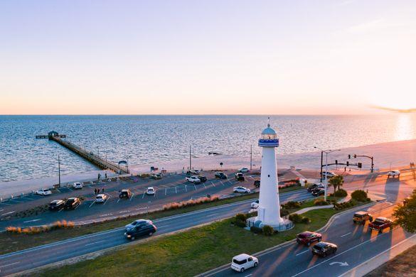 Coastal Mississippi - Beach Blvd