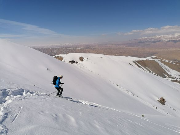 Ski Touring in Afghanistan 2020