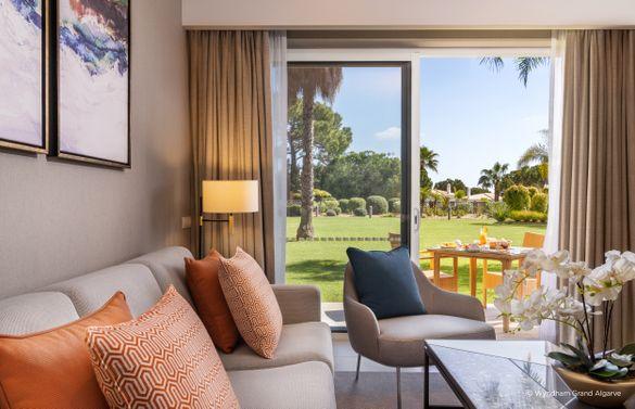 Suite at Wyndham Grand Algarve