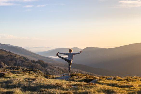 Refresh and recharge on Thredbo's Yoga & Wellness Retreats