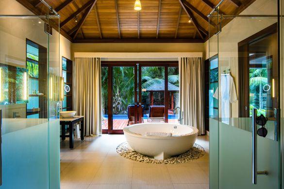 Bathroom in King Sanctuary Pool Villa