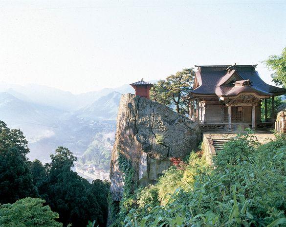 Yamadera (Risshaku-ji Temple)