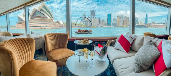 Mumm Harbour Bar, Captain Cook Cruises