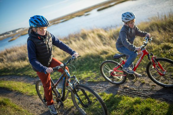 Pier to Pier Cycle Guide, Sandwich and Pegwell Bay National Nature Reserve