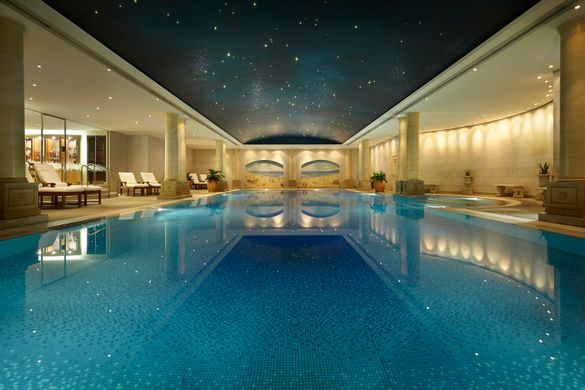 The Day Spa by Chuan, at The Langham, Sydney.