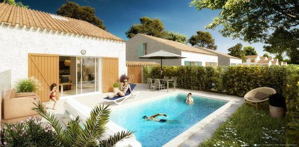 Pierre & Vacances Premium residence Les Villas d'Olonne - Exterior
