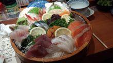 Sushi in Sapporo