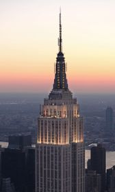 Empire State Building — Dusk