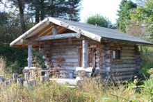 Eco Camping Cabin, Isle of Mull, Scotland