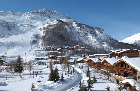 Inghams has launched short ski breaks for the Easter weekend, including to Val d'Isère
