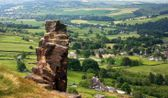Curbar Edge, Landscapes of the Peak District with Inntravel